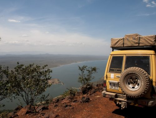 Africa-off-road vehicle