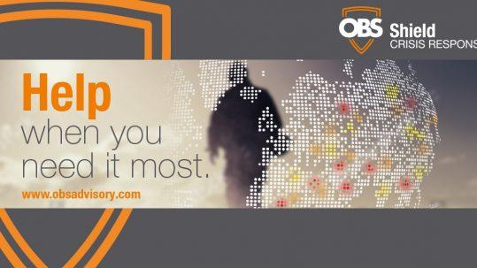 OBS Advisory banner